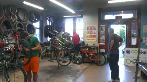 GoBike Buffalo Workshop