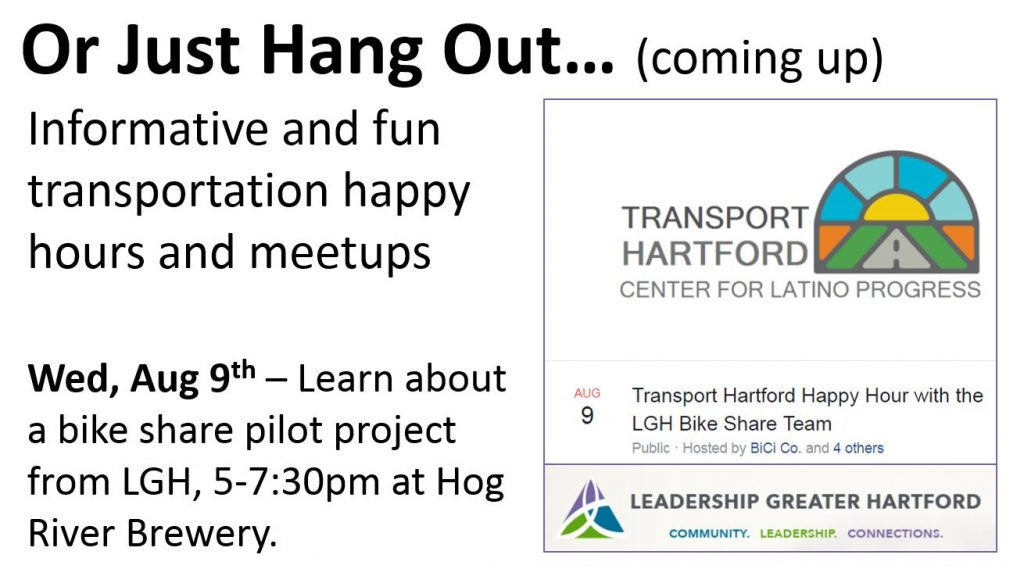 bike_share_happy_hour_with_LGH_aug_9th_2017_with_Transport_Hartford